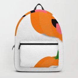 pumpkinemoji wink Backpack