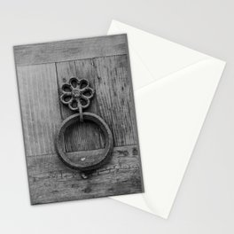 door knockers Stationery Cards
