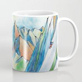 Push Yourself Coffee Mug