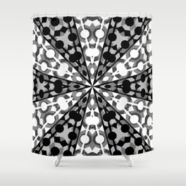 Tribal Arrow Pattern Shower Curtain