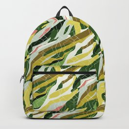 Gorgeous  Green Military Backpack