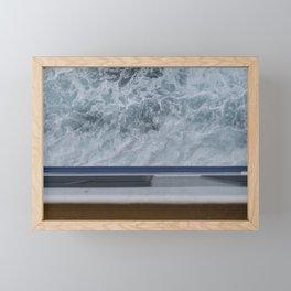 Naxosferry 1 Framed Mini Art Print