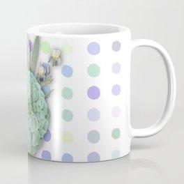 SUCCULENT CACTUS ICE CREAM Coffee Mug