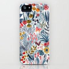 Flowers Slim Case iPhone SE