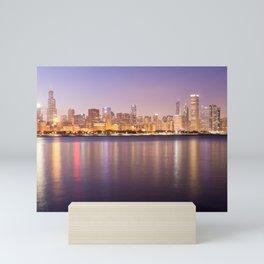 Sweet Dreams Chicago Mini Art Print