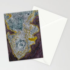 Into The Great Unknown Stationery Cards