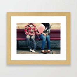 I'll Give You All I Can... Framed Art Print