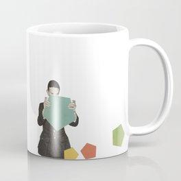 Discovering New Shapes Coffee Mug