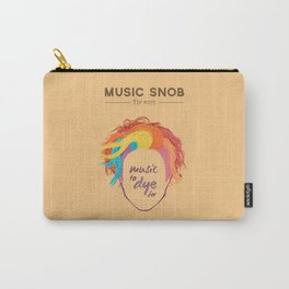 MORE Music to DYE for — Music Snob Tip #075.5 Carry-All Pouch