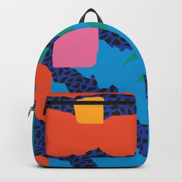 Tropical Cocktail by Zulu Zion Backpack