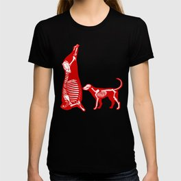 ABOUT MEAT T-shirt