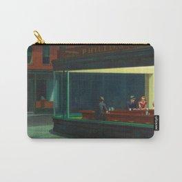 Nighthawks by Edward Hopper Carry-All Pouch