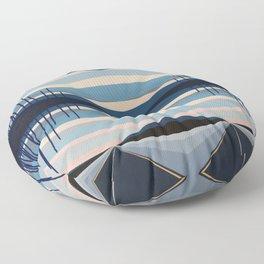 Highwayscape1 Floor Pillow