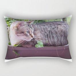 GUSTAV LE BIEN AIMÉ AUX YEUX BLEUS Rectangular Pillow