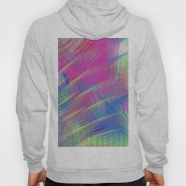 Colorful Curb Appeal Abstract Hoody
