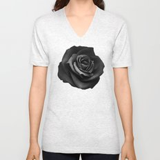 Fabric Rose Unisex V-Neck