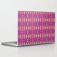 ornate Laptop & iPad Skins featuring Ornate by Ingrid Padilla