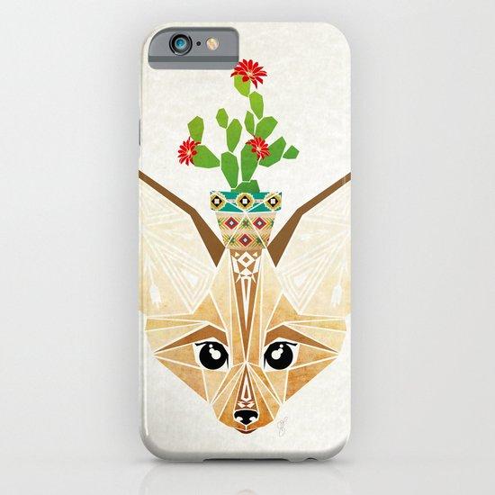 fennec fox iPhone & iPod Case