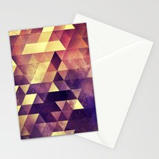 myyk lyyv Stationery Cards