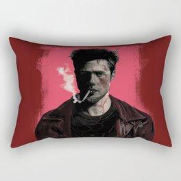 tyler durden Rectangular Pillow