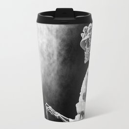 Lady Skeleton Travel Mug