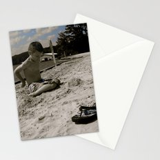 Dylan White Stationery Cards