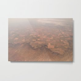 Arizona Landmap Photography Metal Print
