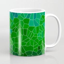 Mosaic Forest Coffee Mug