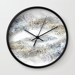 Recovered Wall Clock
