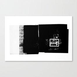 DUPLICITY / 06 Canvas Print