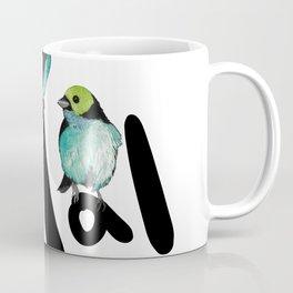 TANGARA CHILENSIS Coffee Mug