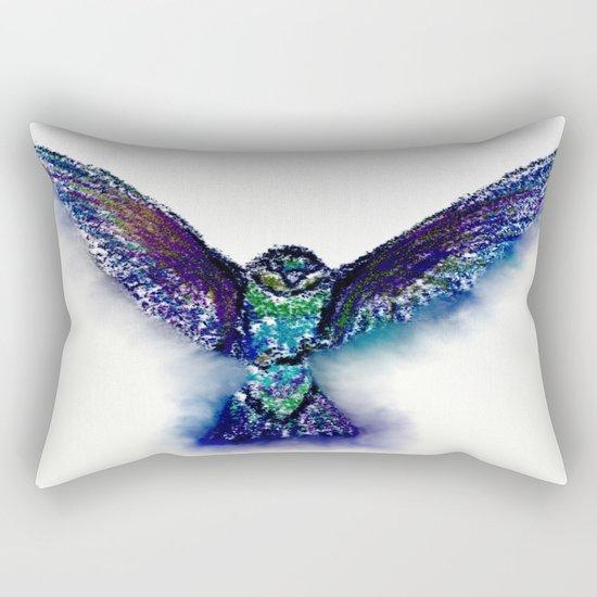 The Bird Rectangular Pillow