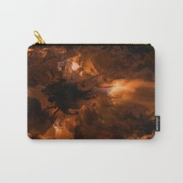 Ravaged Visions Carry-All Pouch