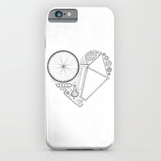 Love Bike (Grey) iPhone 6s Slim Case
