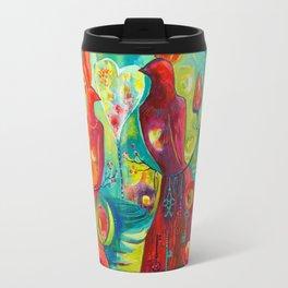 The keepers of love. Travel Mug