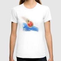 gravity T-shirts featuring Gravity by John Medbury (LAZY J Studios)