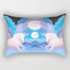 Blue Dreams Rectangular Pillow