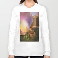 surreal Long Sleeve T-shirts featuring Surreal by Meher W