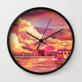 Sixth Station Wall Clock