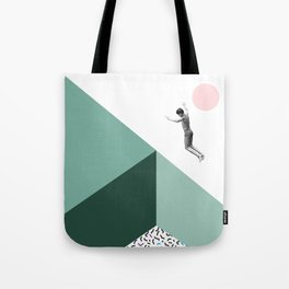 Minimal. Modern. Concept Art. Tote Bag