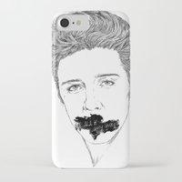 elvis presley iPhone & iPod Cases featuring ELVIS PRESLEY by Only Vector Store - Allan Rodrigo