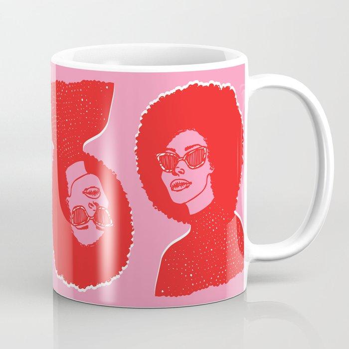 Kara Pattern Coffee Mug