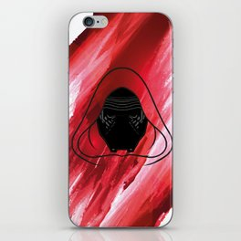 Kylo Ren StarWars iPhone Skin