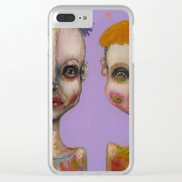 soso Clear iPhone Case