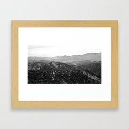 Gorman Framed Art Print