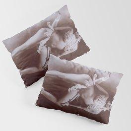 Josephine Baker - Banana Skirt Pillow Sham
