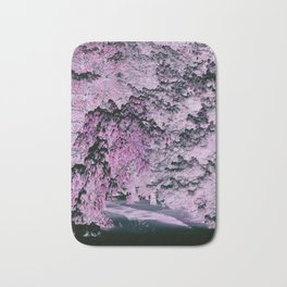 Pink Forest Bath Mat