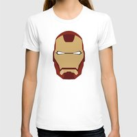 ironman T-shirts featuring IRONMAN by Alejandro de Antonio Fernández