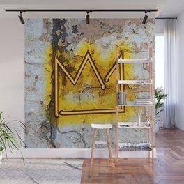 "Crown ""B"" – NEON Wall Mural"