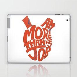 Job =/= Self Laptop & iPad Skin